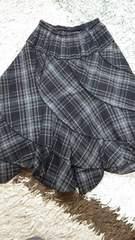 変形ひらスカート