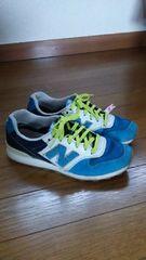 ニューバランスnewbalanceスニーカー靴限定カラーアウトドアジョギングランニング