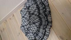 送料込 美品 メゾピアノ120 スカート