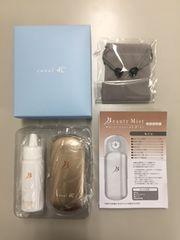 【新品】4℃ 携帯用ミスト美顔器 【4℃箱付】