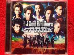�O���JSB from EXILE TRIBE SPARK ��������DVD�t��