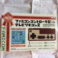 ☆Nintendo☆ファミコンコントローラー型テレビリモコン2☆