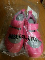 ベベ BEBE 新品タグ付き スニーカー 靴