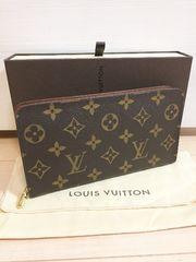 1円 ◆正規品◆ 新品 ルイヴィトン モノグラム ラウンド 長財布