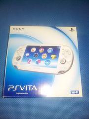 PS VITA PCH-1000 Crystal White 本体 クリスタルホワイト
