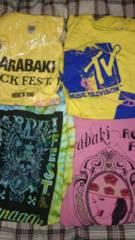 ARABAKITシャツ4枚&非売品ステンレスボトルとキーホルダーセット