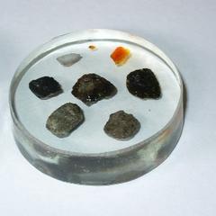 小分透明注型用ポリエステル樹脂,1kg+硬化剤