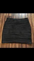 黒 ミニスカート