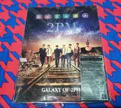 即決可*GALAXY OF 2PM アルバムCD初回C ニックン×ウヨンVer.彼女 トレカなし