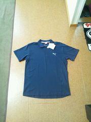 新品未使用品!!PUMAドライポロシャツ(Mサイズ)