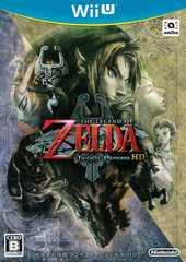 WiiU#ゼルダの伝説 トワイライトプリンセス HD 新品