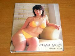 安田美沙子 さくら堂2004 SP込コンプリートとバインダー