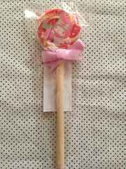マイメロディ未使用ロリポップ風ボールペン☆サンリオキャンディ