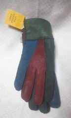 新品未使用タグ付き本物ムートンレディース手袋です(B870