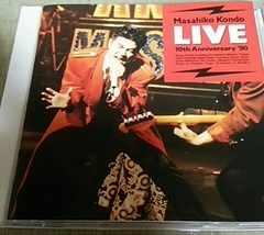 CD �ߓ��^�F LIVE 10th Annversary'90 �і���