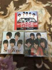 sexy zoneアルバム★sexy second★おまけ付き★