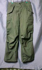 古着 U.S.ARMY M-65 フィールドパンツ  SR リペア リメイク