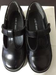 冠婚葬祭 ローファー靴  19センチ