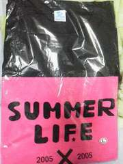 大塚愛 a nation'05 SUMMER LIFE×LOVE MUSIC 2005  Tシャツ sizeL
