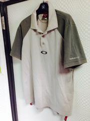 オークリー半袖ポロシャツ