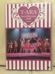 ��DVD T-ARA [Special Fanmeeting 2016~again~] LIVE �e�B�A����