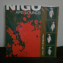 """レコード盤♪NIGO""""APE SOUNDS""""12インチ LP 新品☆エイプ"""