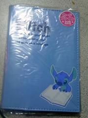 未開封20枚収納可2段カバーカードケース/カードファイルスティッチ\698