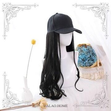 姫カット ウィッグの画像