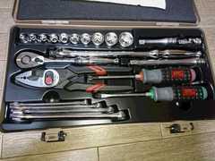 KTC ハンドメンテナンスツール 工具箱セット 未使用品   SK322P