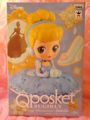 ■Qposket SUGIRLY Disney Characters〜Cinderella〜Aタイプ■