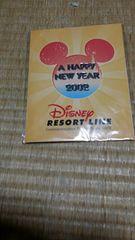 ディズニー/れあ!リゾートライン記念切符