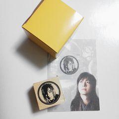 ペ・ヨンジュン大王四神起-タムドク王子スタンプ(新品)&DVD-3点&週刊誌〜