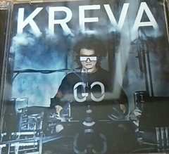 DVD付きCD KREVA GO 帯あり