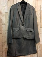 新品☆13号お仕事オフィスに!グレースカートスーツ☆j957