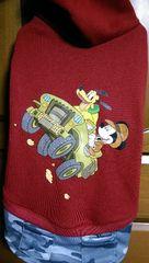 ミッキーのお洋服(スカートタイプ)