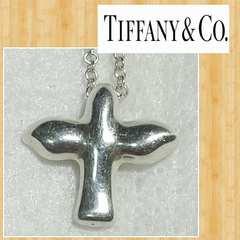 TIFFANY & Co. ティファニー ネックレス バードクロスネックレス 925 ペンダント