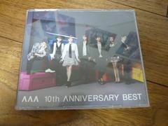 AAA 15年盤★10th Anniversary BEST