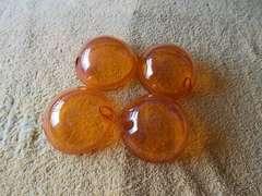 ビーノ SA26・37J ウインカーレンズ オレンジ