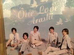 激安!超レア!☆嵐/One Love☆初回限定盤/CD+DVD☆美品!☆
