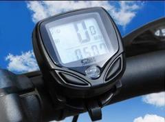 防水/自転車・速度 距離■ワイヤレスサイクルコンピューター