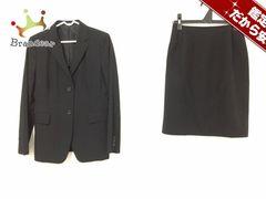 コムサデモード スカートスーツ L レディース 黒