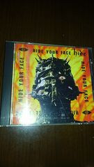 hide/HIDE YOUR FACE/通常盤/X JAPAN zilch