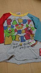 ラブレボ 7分Tシャツ130