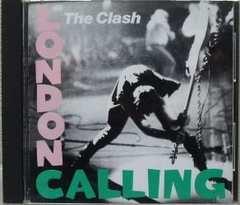 PUNK名盤 クラッシュTHE CLASH「ロンドンコーリング」セックスピストルズ