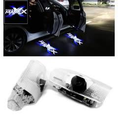 カーテシランプLEDロゴ投影トヨタ マーク X