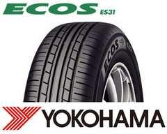 ★165/50R15 緊急入荷★ヨコハマ ECOS ES31 新品タイヤ 4本セット