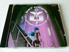 早見優【GET DOWN!】(87年)◆洋楽カバー・リミックスアルバム◇DJ KOO [TRF]