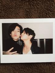 Hey!Say!JUMP 公式カレンダー チェキ風カード 山田涼介&中島裕翔
