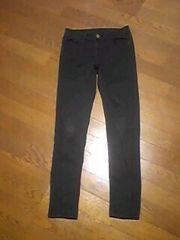 クレドソル/パンツ/ジーパン/ズボン/黒/Sサイズ