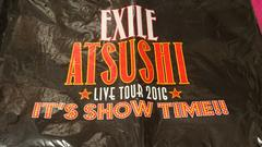 EXILE ATSUSHI LIVE TOUR 2016 IT´S SHOW TIME!! エコバッグ大